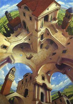 Castle of Illusions (Irvine Peacock)