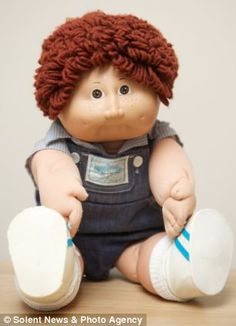 'My Cabbage Patch Kids are my children': Collector, 41, shows off his array of 600 dolls he has been amassing since the 80s
