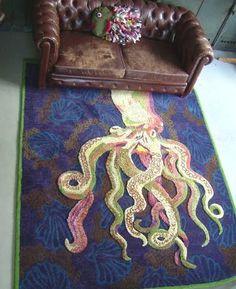 Coolest rug ever.