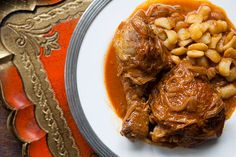 """Chicken paprikash  """"Chicken, onions, butter, stock, paprika, salt, sour cream. That's about it, and all you need for one of the best dishes on the planet, chicken paprikash."""""""