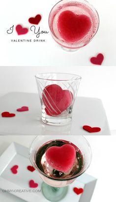 I Heart You Valentin
