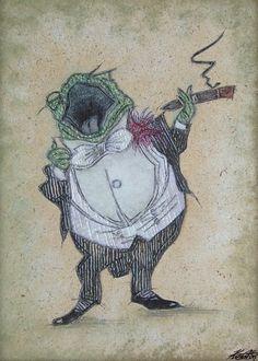 Mr Toad .....LOL