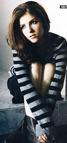 Anna Kendrick.