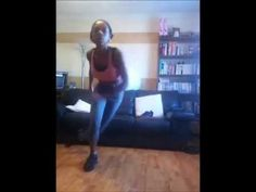 EbonyGem Does Tapout XT Legs & Back 13th March 2013