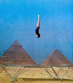 // Glenn Sundby, Cairo, 1977