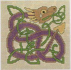 celtic cross stitch on Pinterest Celtic Knot, Celtic ...