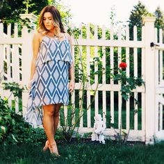 White picket fences and an awesome #maxxinista find.