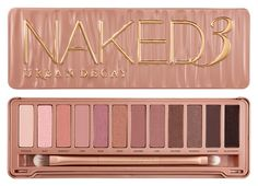 UD naked 3 palette #beauty #products