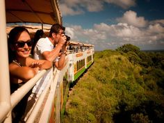 looks like a great way to tour the island.  Rail journey through St Kitts  #SandorCity Contest: St Kitts #TravelBrilliantly