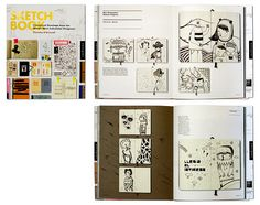 Pages from Sketchbook: Conceptual Drawings from the World's Most Influential Designers