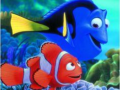 keep swimming, brisbane, map, pixar, disney animation, friend, kid movies, finding nemo, colorful fish