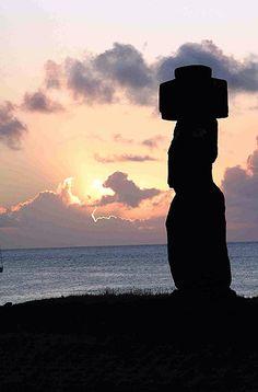 Isla de Pascua. Chile