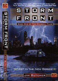 Storm Front (#1) » Jim Butcher   Jim Butcher