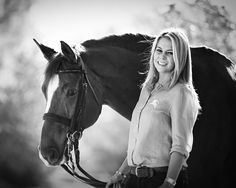 Private photo session with a high school senior and her horse. They were both fantastic models because not only did they look great, they cooperated completely with all of my ideas, as well as provided some of their own!