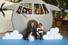 photocall avion - Buscar con Google