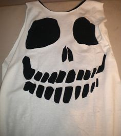 How to make a Skull T-Shirt