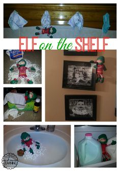 Shelf Elf Calendar 2013