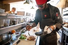 Get to Know a Chef: Adisa Glasgow, 3030 Dundas West
