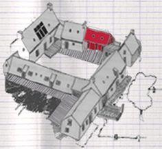 4 maisons