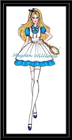 Hayden Williams ~ Alice