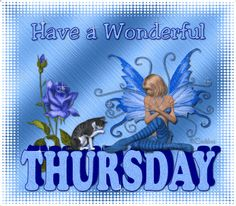 jan  gif good day a happy Thursday