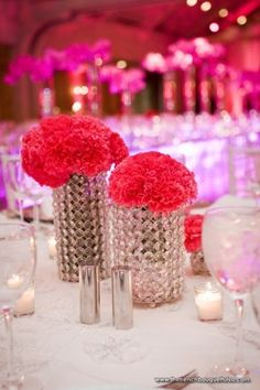 Rent Crystal Cylinder Vases  The French Bouquet - Chris Humphrey Photographer