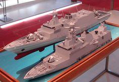 #Fincantieri #Warship Models