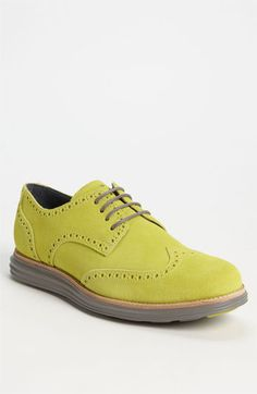 What would a campus be without some colorful Cole Hana shoes walking around with an occasional leather oxfords of course or the common mans vans that they don't mind getting rained on
