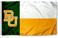 #Baylor State Flag. #SicEm