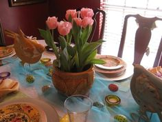 Easter table 2010