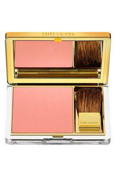 Blush to make your cheeks glow.