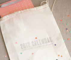 [packaging] simple song 2012 calendar sneak peek