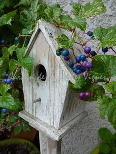 Pretty Birdhouse!