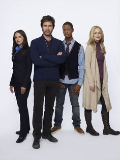 Perception (TV show) cast