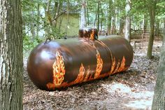 how to tell if a propane tank is empty