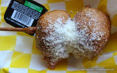 Only in Arkansas 2014 Arkansas State Fair Food Preview - Fried Spaghetti & Meatballs on a stick