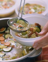 Freezing Soup How to