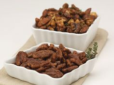 Recipe: PCC Spicy Herb-roasted Nuts | PCC Natural Markets #snacks