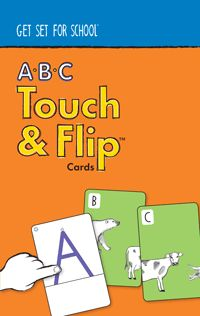 Handwriting without tears touch and flip cards