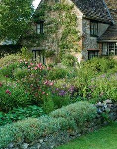 Cotage garden