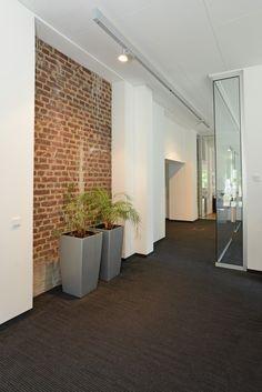 Inside Netzkerns Wuppertal Headquarters  #reception #reception_desk,  #reception_design, #reception_area reception desks,  reception design, reception area