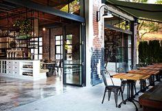 The Grounds of Alexandria café by Caroline Choker, Sydney