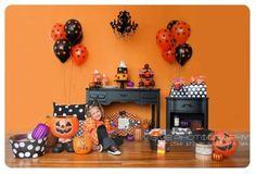 Halloween Birthday Party Ideas 2