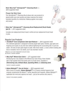 New Mary Kay Products for Christmas!!