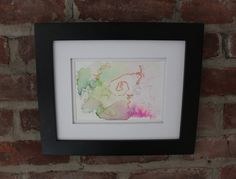 Original Abstract Mixed Media Painting by MichelleDesigned on Etsy