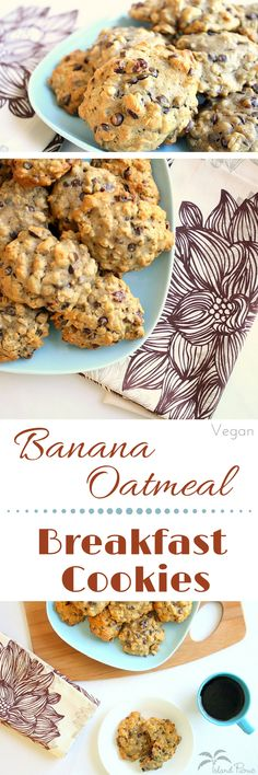 Banana Oatmeal Break