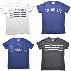 Sol Angeles graphic t's