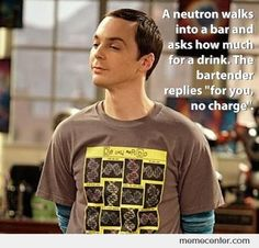 You can help but love Sheldon!