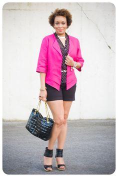 Vogue 8721 - blazer