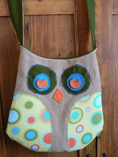 Owl Purse#Repin By:Pinterest++ for iPad#
